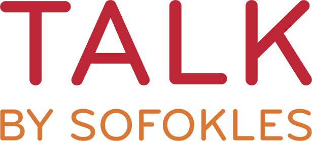 Talk By SoFoKleS Logo