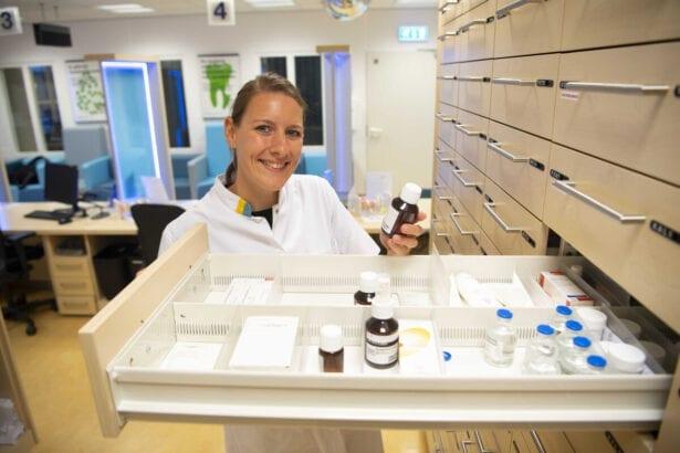 Veiligwerken Geneesmiddelen
