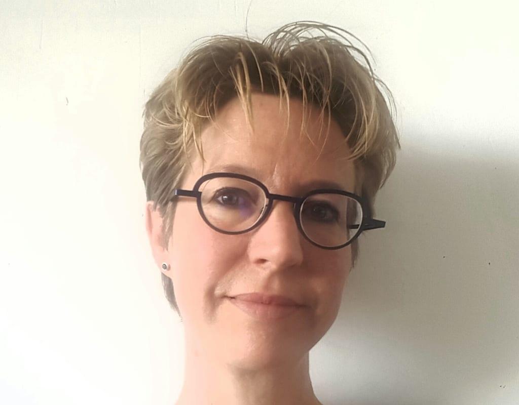 Liesbeth Kerkhofs, adviseur HR data en analyse bij het Amsterdam UMC.